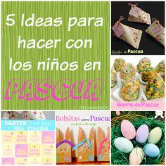 #Easter #Pascua #NIños #easterideas #huevosdepascua