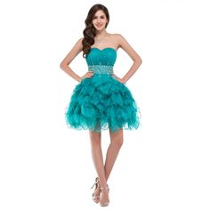Tyrkysové spoločenské šaty CL6177 Prom Dresses 2017, Quinceanera Dresses, Sexy Dresses, Party Dresses, Formal Dresses, Formal Wear, Sequin Cocktail Dress, Short Cocktail Dress, Sequin Dress