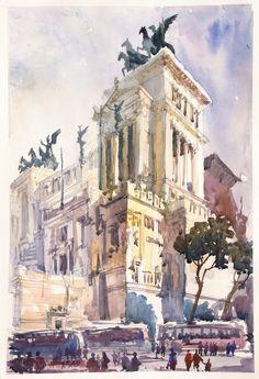 Рим. Витториано