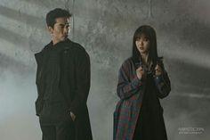 Drama Korea, Korean Drama, Black Tv Series, Black Korean, Song Seung Heon, Korean Actresses, Illusions, Actors, Songs