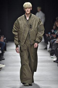 Juun J AW15 Mens Paris Fashion Week