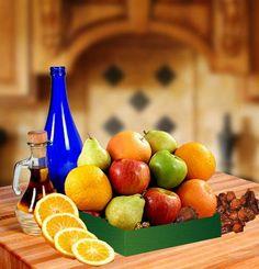 Sweet Mix Fruit & Treats Gift Box
