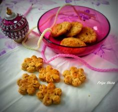 Masala cookies -  made with blend of spices, perfect with a cup of tea/coffee :) #cookies #snack