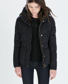 a puffer coat. one short, one long. Plus Doudoune Cintrée Femme, Doudoune b31f2da2caa