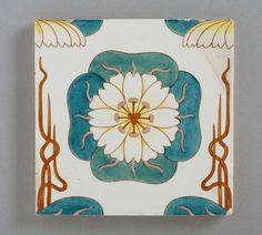 Zsolnay csempe Garden Items, Tile Art, Pottery Art, Art Deco, Plates, Ceramics, Stoves, Tableware, Home Decor