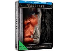 Warcraft: The Beginning 3D - MM/Saturn exklusiv (Steelbook)