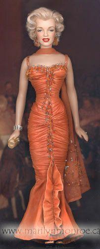 Kim Goodwin doll - Marilyn Monroe