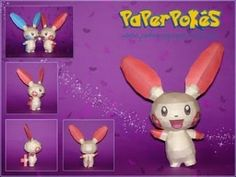 We offer a wide selection of papercraft models based around the world of Pokémon. Paper Pokes, Holiday Crafts For Kids, Diy And Crafts, Pokemon Craft, Useful Origami, Oragami, Holidays With Kids, 3d Paper, Fun Facts