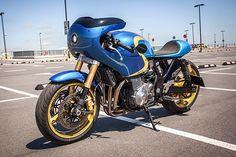 INNER ZOOMER. Ugly Motors' Lightning Fast Suzuki GSX1200 Racer - Pipeburn.com