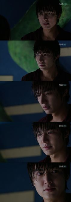 Because Lee Min Ho. City Hunter