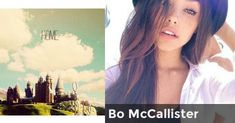 Bo McCallister | Your Hogwarts Life! *Sorry, Girls only:)*