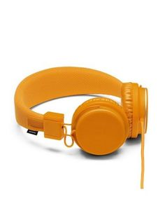 URBANEARS 'Plattan' on-ear headphones in pumpkin #gadgetguru