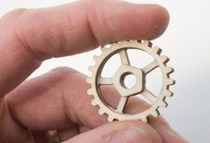 Laser Cut Display Gears : 16 Steps (with Pictures) - Instructables Gear Wheels, Laser Cut Acrylic, Scroll Saw, Display Case, Laser Cutting, Gears, Rings For Men, Projects, Engineering