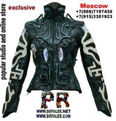 women's leather jacket 00