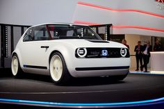 You Can Place an Order for the Production-Bound Honda Urban EV Next Year