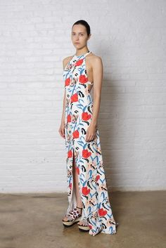 … Dress of the Day … Thakoon Resort 2015 | SAPHRONA NICOLE