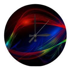 Light Extravaganza Wall Clock