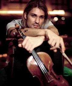David Garrett!! A great German pop violinist - who plays many genres - something for everyone. Wonderful! http://www.youtube.com/watch?v=Lxd-0G28FOA or https://www.youtube.com/watch?v=bEQGA4B_Q6k