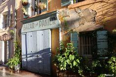 Une balade à Marseille, ça vous dit? Direction le quartier du Panier, charme…