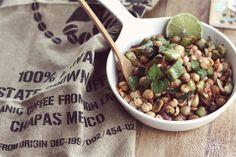 Chickpea Bhel Salad