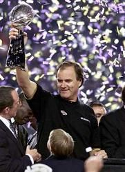 Oh, please, please let me see this again soon! Well, not Billick, but the Ravens and that trophy...