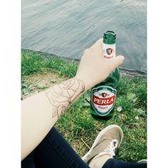 #tattoo#perła