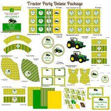 Resultado de imagen para tractor john deere imprimible