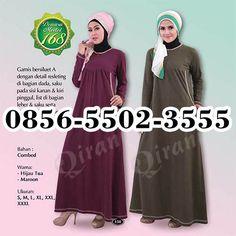 Pabrik Baju Muslim Qirani, HP.0856-5502-3555,