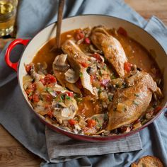 ... on Pinterest | Roasted chicken, Braised chicken and Lemon chicken