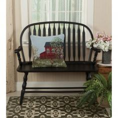 Windsor Bench | Sturbridge Yankee Workshop