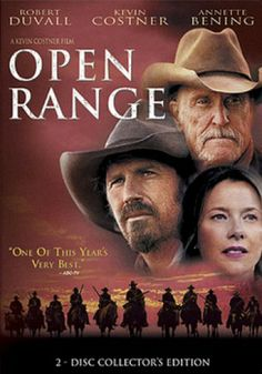 Open Range DVD |Shop for Classic Films & Movies on DVD & Video | TCM Store