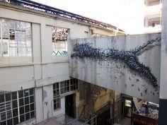 street art by DAL.  000