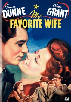 Directed by Garson Kanin. With Irene Dunne, Cary Grant, Randolph Scott, Gail Patrick. Missing for seven years and presumed dead, a woman returns home on the day of her husband's second marriage. Classic Movie Posters, Classic Movies, Old Movies, Vintage Movies, Wife Movies, See Movie, Movie Tv, Movies Showing, Movies And Tv Shows