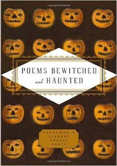 Poems Bewitched and Haunted (Everyman's Library Pocket Poets): John Hollander: 9781400043880: Amazon.com: Books