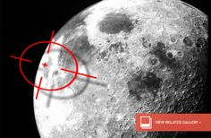 """Moon Gets Slammed by Cosmic Bullet,"" via Discovery News"