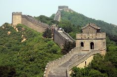 great china wall, modern wonders of the world wallpaper