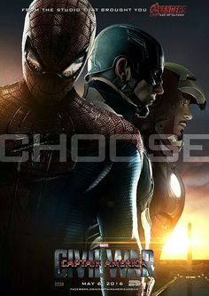 Does anyone know if this is official or fan art?  What is Spiderman doing in Civil War anyway?  Annd...what about Naomi?