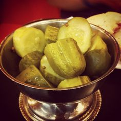How pickles should be served (and they're free!)