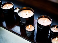 Enhance any room with our slow burning deliciously scented candles in elegant glass containers. Available in a range of fragrances