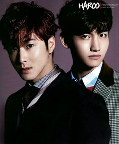 Tohoshinki – MEN'S CLUB Magazine August 2013 Issue