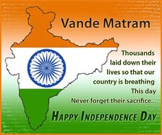 Happy Independence Day WhatsApp Status is what we are going to share with you. We warmly wishing all our viewers 15 August Happy Independence Day. Indian Independence Day Quotes, Independence Day Slogans, Independence Day Message, Happy Independence Day Wishes, 15 August Independence Day, Independence Day Wallpaper, India Independence, India Quotes, Affirmations