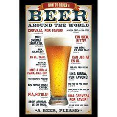 Para viajar por el mundo sin dejar de #cervecear