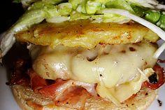 Rösti - Bacon - Burger 1