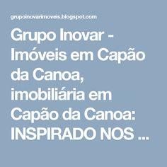 Grupo Inovar - Imóveis em Capão da Canoa, imobiliária em Capão da Canoa: INSPIRADO NOS CONCEITOS DE RESORT E HOTÉIS DE LAZE...