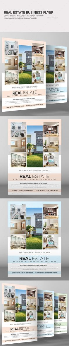 Real Estate Flyers Template PSD. Download here: http://graphicriver.net/item/real-estate-flyers/16329401?ref=ksioks
