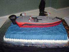 Speed Boat Cake Cake Let Them Eat Cake Pinterest Boat - Boat birthday cake ideas