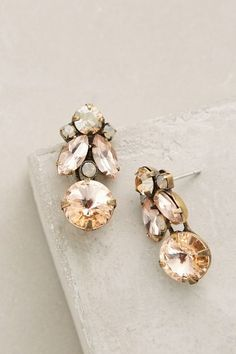 Sparked Sunset Drops - anthropologie.com #anthrofave