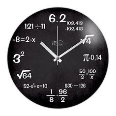 Matematiksel Duvar Saati