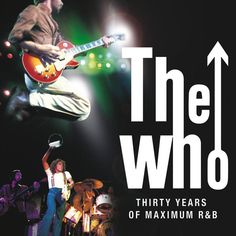 Thirty Years of Maximum R&B (Box Set) by THE WHO on Apple Music 🎶   WHO ARE YOU