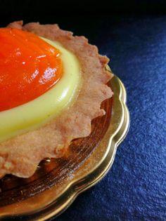 Lovely Cake: Pasticcini all'Albicocca e Vaniglia